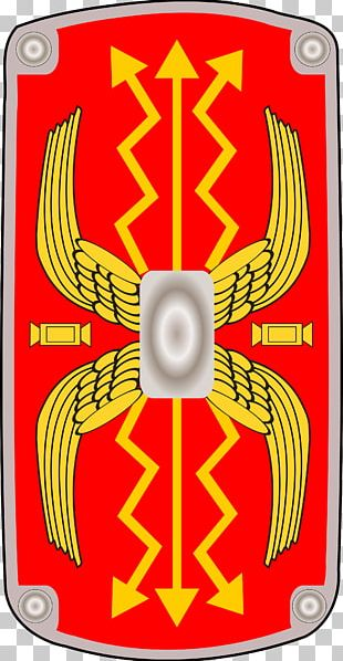 Ancient Rome Roman Empire Scutum Roman Army Shield PNG