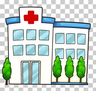 Hospital Cartoon Medicine PNG