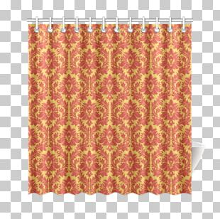 Curtain Window Treatment Decorative Arts Cloth Napkins PNG