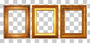 Frame Gold Decorative Arts PNG