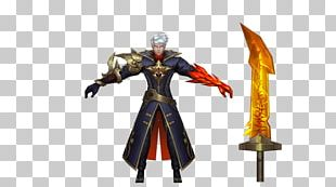 Mobile Legends: Bang Bang Alucard Mobile Phones Action & Toy Figures Game PNG