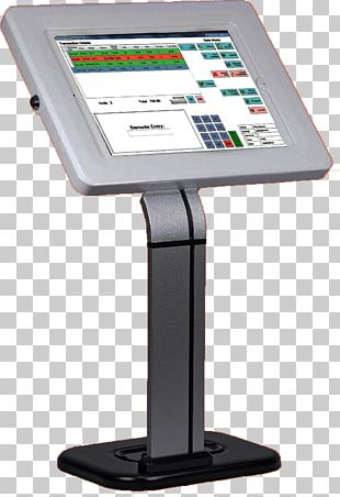 Point Of Sale Interactive Kiosks Retail Airport Terminal Computer PNG