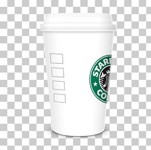 Coffee Cup Mug Starbucks PNG