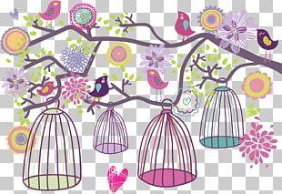 Bird Cuteness Cdr PNG