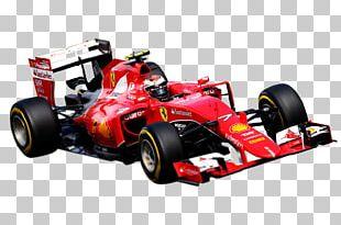 Car Formula One Scuderia Ferrari Ferrari F14 T PNG