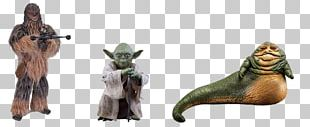 Chewbacca Anakin Skywalker Star Wars Action & Toy Figures Yoda PNG