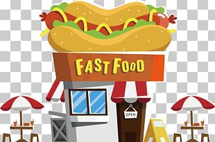 Hot Dog Fast Food Restaurant Buffet PNG