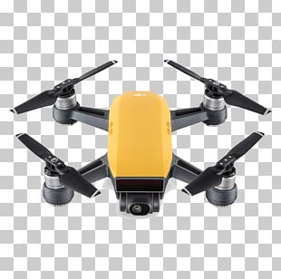 DJI Spark Quadcopter Unmanned Aerial Vehicle Helicam PNG