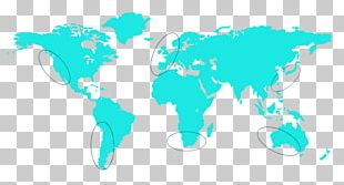 Geography Globe World Map Location PNG