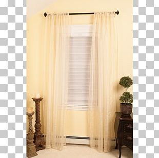 Curtain Window Treatment Drapery Window Covering PNG