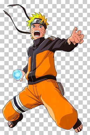 Naruto Throwing Ball PNG