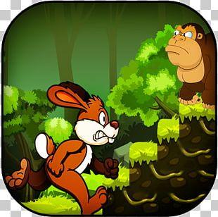 Jungle Bunny Run Jungle Monkey Run Android Jungle Adventures: Super World PNG