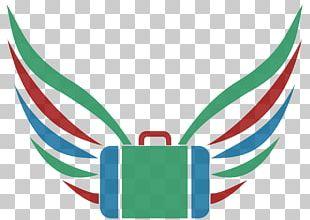 Line Leaf Logo PNG