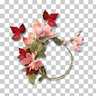 Frames Floral Design Artificial Flower Glass PNG