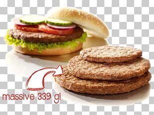 Hamburger French Fries Slider Chicken Patty Veggie Burger PNG