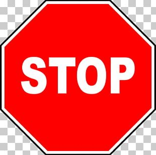 Stop Sign Traffic Sign Signage PNG
