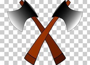 Battle Axe Throwing Axe PNG