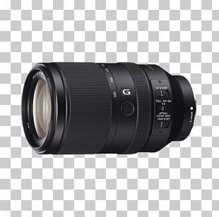 Sony FE Telephoto 70-300mm F/4.5-5.6 G OSS Camera Lens Sony FE 70-300mm F4.5-5.6 G OSS Sony Corporation Sony E-mount PNG