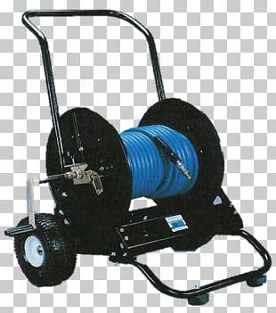 Tool Garden Hoses Hose Reel Machine PNG