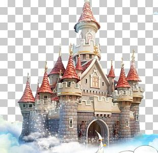 Building Castle PNG