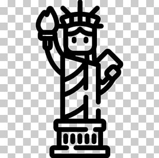 Statue Of Liberty Monument Drawing PNG