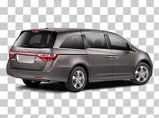 2015 Honda Odyssey 2017 Honda Odyssey 2006 Honda Odyssey Car PNG