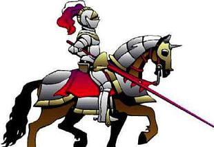 Middle Ages Crusades Knight Plate Armour PNG