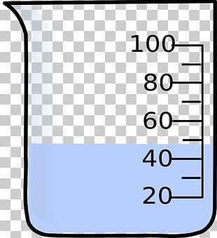 Volume Beaker Science PNG