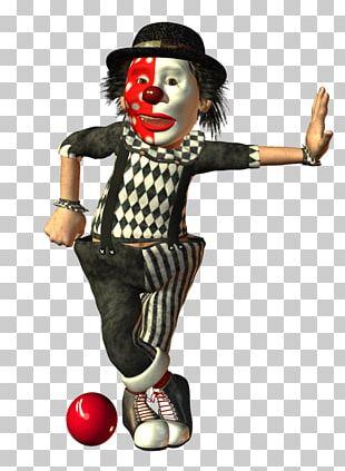 Clown Morning PNG