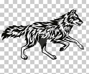 Gray Wolf T-shirt Tribe Animal Howl PNG