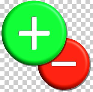 Plus-minus Sign Plus And Minus Signs Plus Sign Computer Icons Number PNG