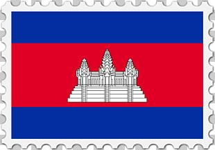 Flag Of Cambodia National Flag Map Stock Photography PNG