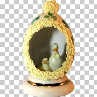 Easter Egg Figurine PNG