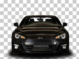 Personal Luxury Car Sports Car Mid-size Car Subaru PNG
