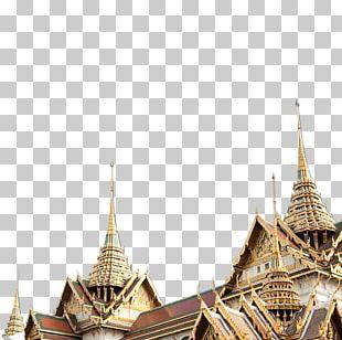 Golden Buddha Grand Palace Temple Of The Emerald Buddha Wat Arun Jim Thompson House PNG