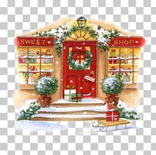 Christmas Decoration New Year Gift PNG