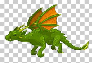 Dragon Drawing Cartoon Stock Illustration PNG
