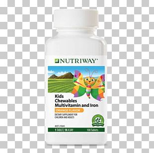 Amway Dietary Supplement Nutrilite Multivitamin PNG