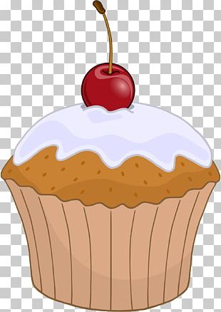 Cupcake Muffin Frosting & Icing Birthday Cake Bakery PNG