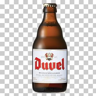 Duvel Bottle PNG