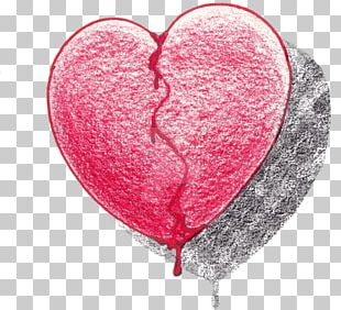 Heart Drawing Bleeding Painting PNG