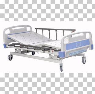 Bed Frame Hospital Bed Bed Size PNG