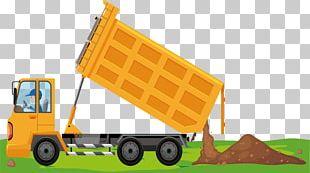 Car Dump Truck PNG