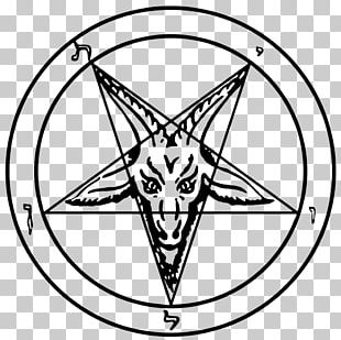 Church Of Satan Sigil Of Baphomet Lucifer PNG