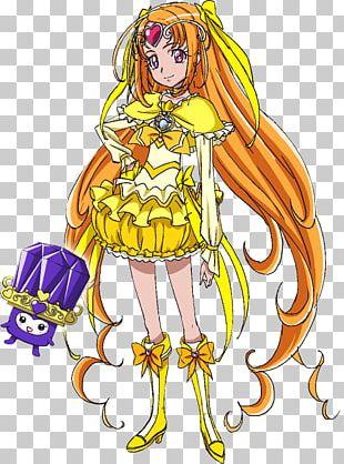 Ako Shirabe Nagisa Misumi Pretty Cure Anime Character PNG