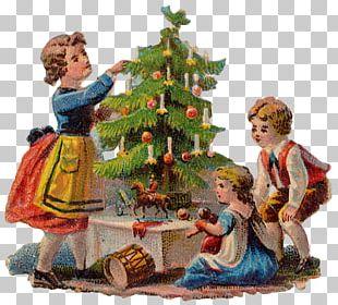 Christmas Tree Christmas Ornament Candle PNG