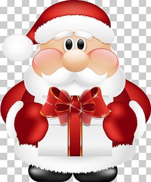Santa Claus Santa Suit Christmas PNG