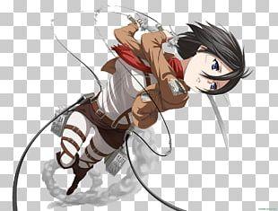Attack On Titan Mikasa Ackerman Anime Mobile Legends: Bang Bang PNG