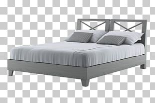 Bed Size Bed Frame Mattress PNG