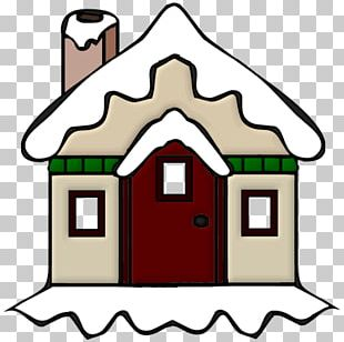 House Shed Christmas PNG